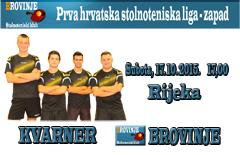 Kvarner - Brovinje